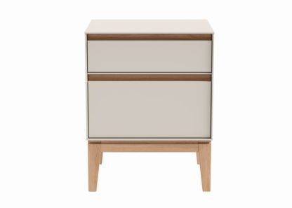 An Image of Heal's Lars Bedside Table Cashmere
