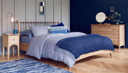 An Image of Heal's Blythe King Size Bed