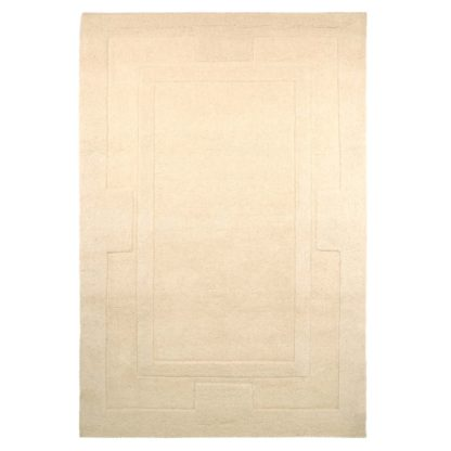 An Image of Sierra Appolo Rug Off White