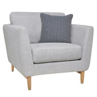 An Image of Ercol Favara Snuggle Chair