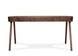 An Image of Wewood Metis Desk Walnut