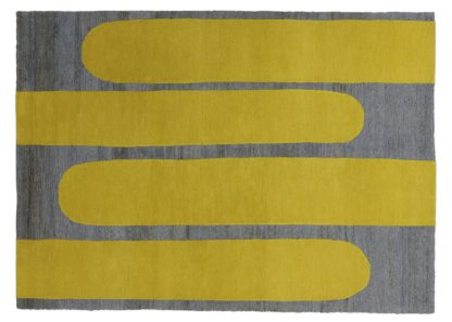An Image of Dac Rugs Popsycle Rug Yellow 170 x 240cm