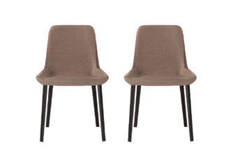 An Image of Amura Panis Pair of Side Chairs