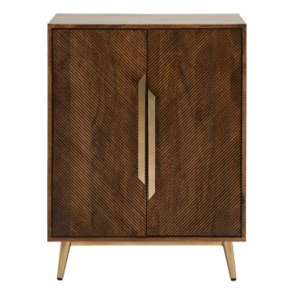 An Image of Anya Cabinet Brown