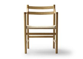 An Image of Carl Hansen & Søn CH46 Chair