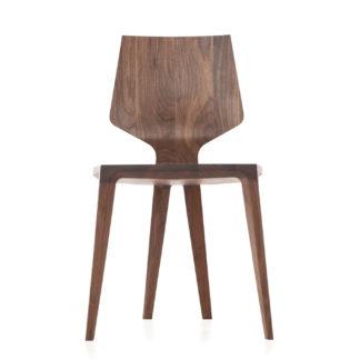 An Image of De La Espada Mary's Chair Walnut