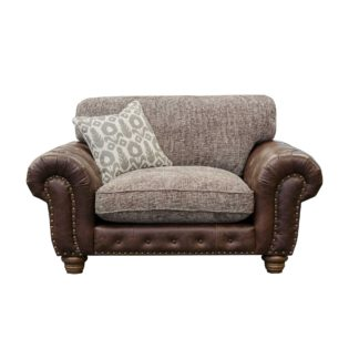An Image of Melville Standard Back Snuggle Chair