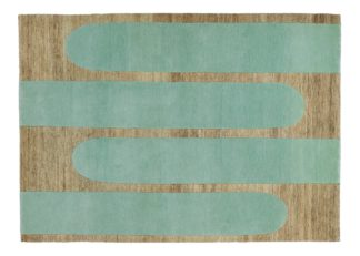 An Image of Dac Rugs Popsycle Rug Mint 170 x 240cm