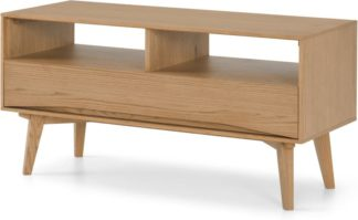 An Image of Wingrove Compact TV Unit, French Oak