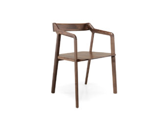 An Image of Wewood Kundera Chair Walnut