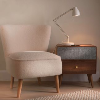 An Image of Ralph Smart Bedside Table Brown