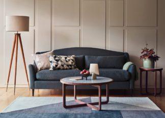 An Image of Harlequin Cushion Grey 60 x 40cm
