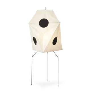 An Image of Vitra Akari Uf3-Q Floor Lamp