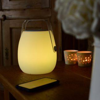 An Image of Koble Ava Bluetooth Speaker Lantern MultiColoured