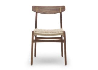 An Image of Carl Hansen & Søn CH23 Dining Chair