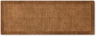 An Image of Jago Border Runner, 70 x 200cm, Terracotta