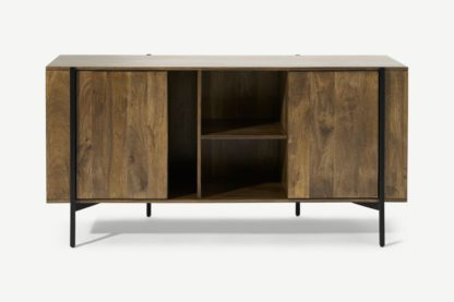An Image of Morland Wide Sideboard, Mango Wood