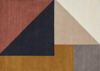 An Image of Linie Design Arguto Rug Multi 200 x 300cm