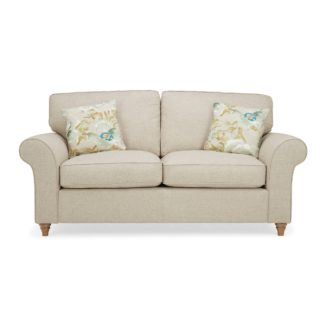 An Image of Rosa 2 Seater Sofa Oatmeal