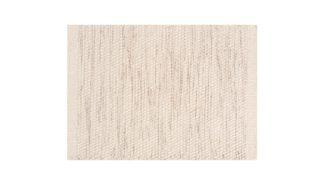 An Image of Linie Design Asko Rug White 140 x 200