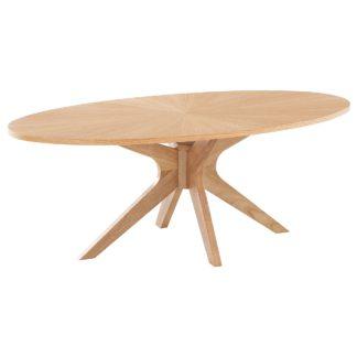 An Image of Malmo Coffee Table Brown