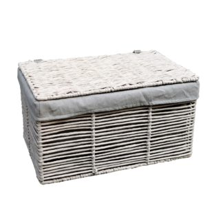 An Image of Purity Grey Chest Grey