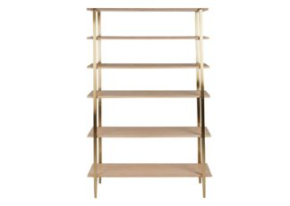 An Image of Heal's Crawford Shelving Unit Wide