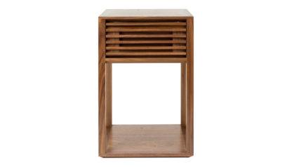An Image of Verona Side Table Walnut