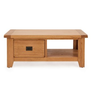 An Image of Oakville Coffee Table Light Oak