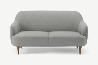 An Image of Lupo 2 Seater Sofa, Mountain Grey