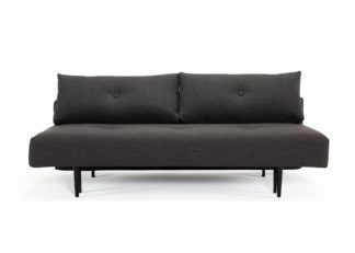 An Image of Heal's Thora Sofa Bed Dessin Dark Grey
