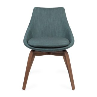 An Image of Porada Penelope Chair Walnut Dorian 27