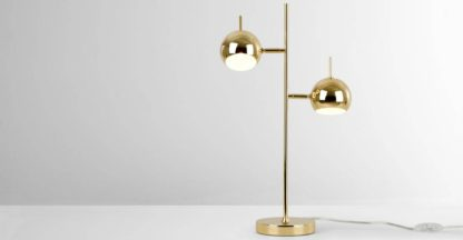 An Image of Austin Table Lamp, Brass