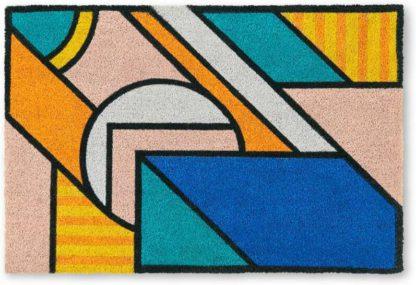 An Image of Supermundane Doormat, Large 60 x 90cm, Multi