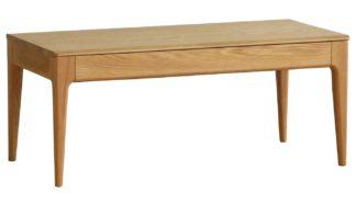 An Image of Ercol Romana Coffee Table Dead Matt Oak