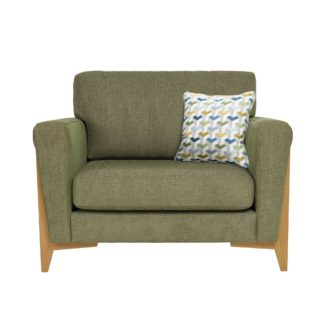 An Image of Ercol Marinello Snuggle Chair