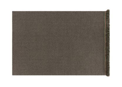 An Image of Gandia Blasco Garden Layers Rug Diagonal Aloe Grey
