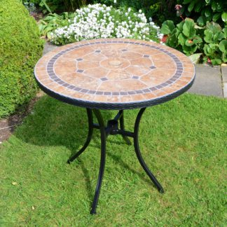 An Image of Richmond Bistro Table Brown