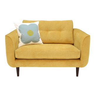 An Image of Orla Kiely Linden Snuggle Chair