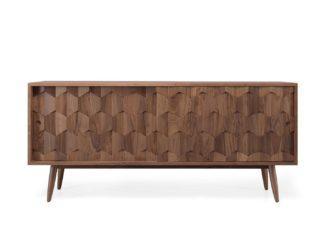 An Image of Wewood Scarpa Sideboard Walnut