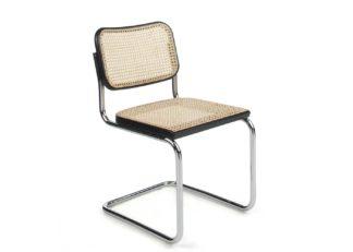 An Image of Knoll Cesca Armless Chair