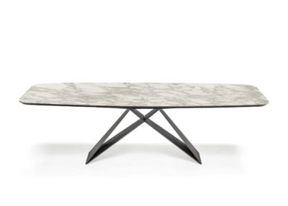 An Image of Cattelan Italia Premier Dining Table