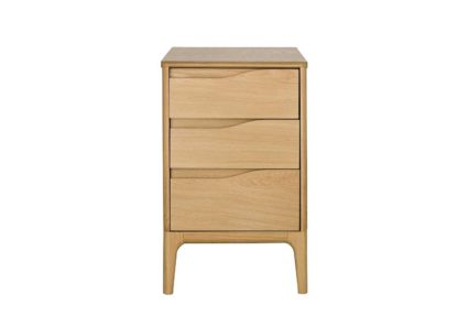 An Image of Ercol Rimini Compact Bedside