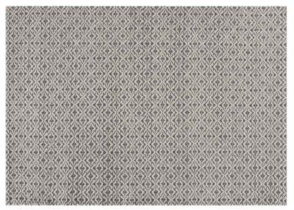 An Image of Gandia Blasco Bari Rug Grey 200 X 300CM