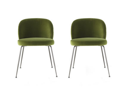An Image of Amura Monnalisa Pair of Side Chairs