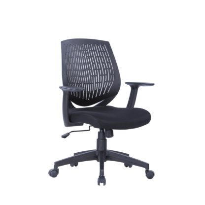An Image of Malibu Office Chair Black