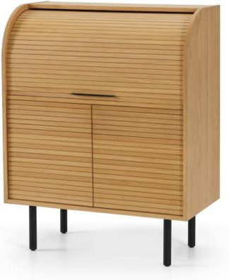 An Image of Tambo Bureau Desk, Oak
