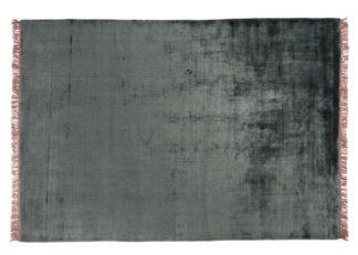 An Image of Linie Design Almeria Rug Midnight 170 x 240cm