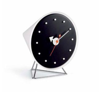 An Image of Vitra Cone Desk Clock