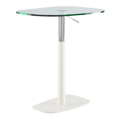 An Image of Ligne Roset Piazza Table in White
